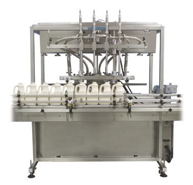 filling-system Liquid Filling, Capping, Cap Sealing, Conveying & Labeling