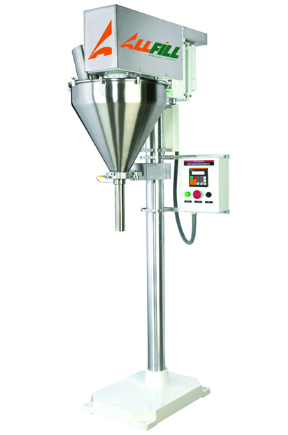 B-350E-1-Hi-Res Powder Filling, Weighing & Bagging